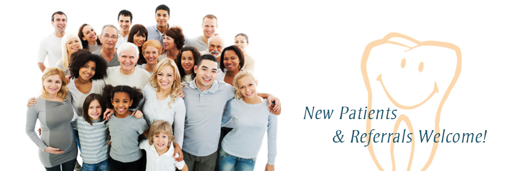 New Patients and Referrals Welcome!