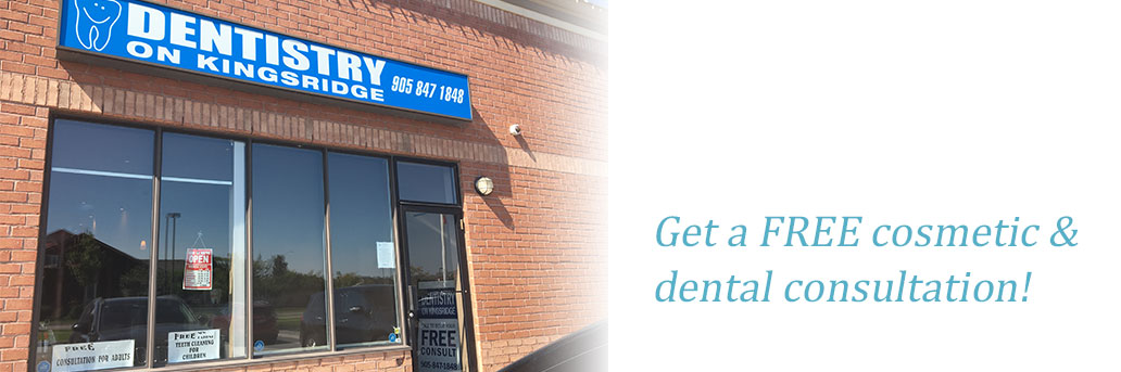 Get a FREE cosmetic and dental consultation!